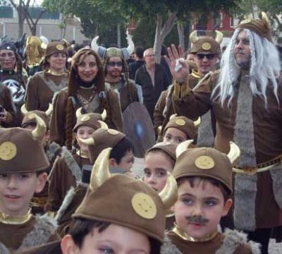CARNAVAL 2010 EN SANTO ÁNGEL
